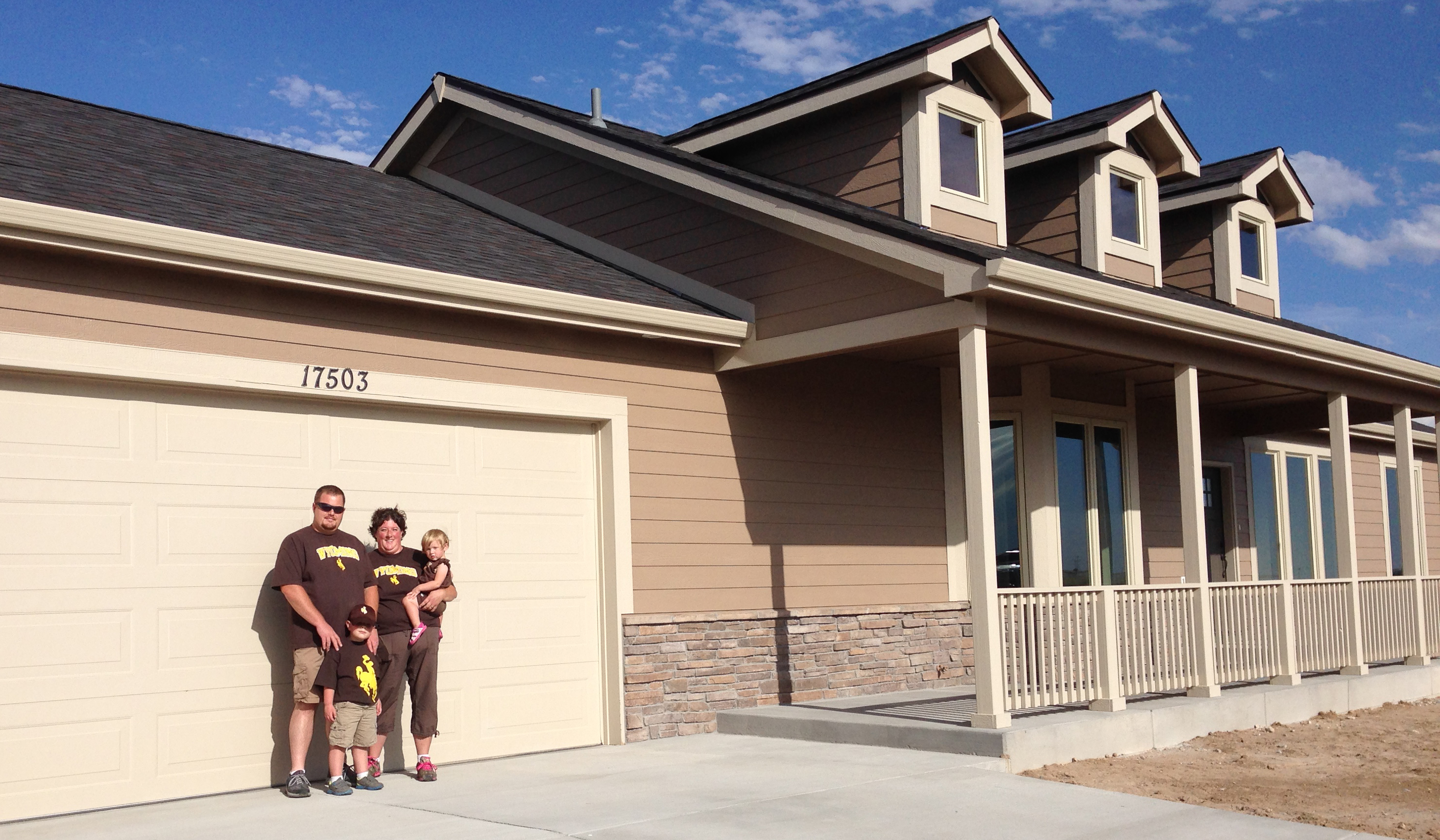 Bailey and sons construction llc custom home construction for New home builders in cheyenne wyoming